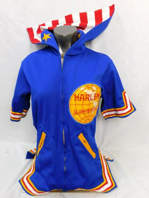 1970s Harlem Globetrotters team warmup jacket Wilson