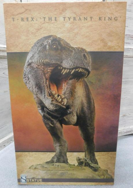 Sideshow Collectibles Dinosauria Model Statue Tyrannosaurus T Rex