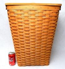 Longaberger Large 22 inch Hamper Basket