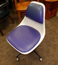 Mid Century Burke Saarinen Desk Chair
