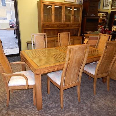 Mid Century Thomasville Dining Room Set