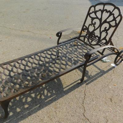 NEW PAID $3000 Darlee Catalina patio chaise club chair set