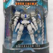 "Bandai 8"" MSIA Mobile Suit Arch Enemy Gundam Tallgeese III 2002"