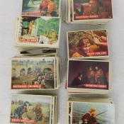 300+ Lot Topps TCG Disney Davy Crockett TV Show Trading Cards