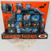 1962 Ideal Haunted House Toy Game Playset w Box