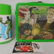 Mint 1979 Alladin Universal Movie Monsters metal lunchbox