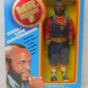 1983 Galoob Mr T The A-Team 12in Action Figure NIB MIB